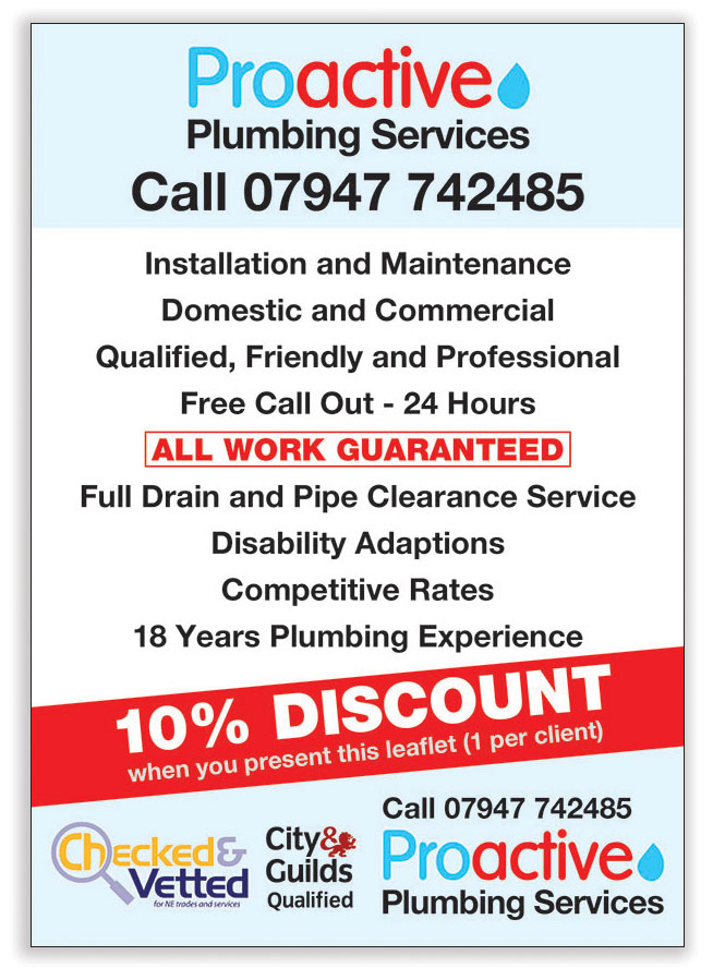 Pro Active Plumbing Services 05